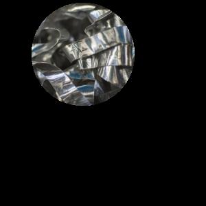 metal circulo