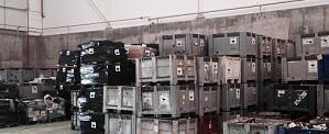Reciclaje Baterías Certificado Aceptación Residuos