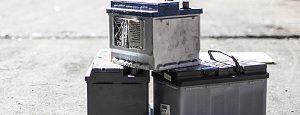 Reciclaje Baterias Valladolid