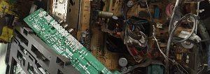 Reciclaje Material Electrónico